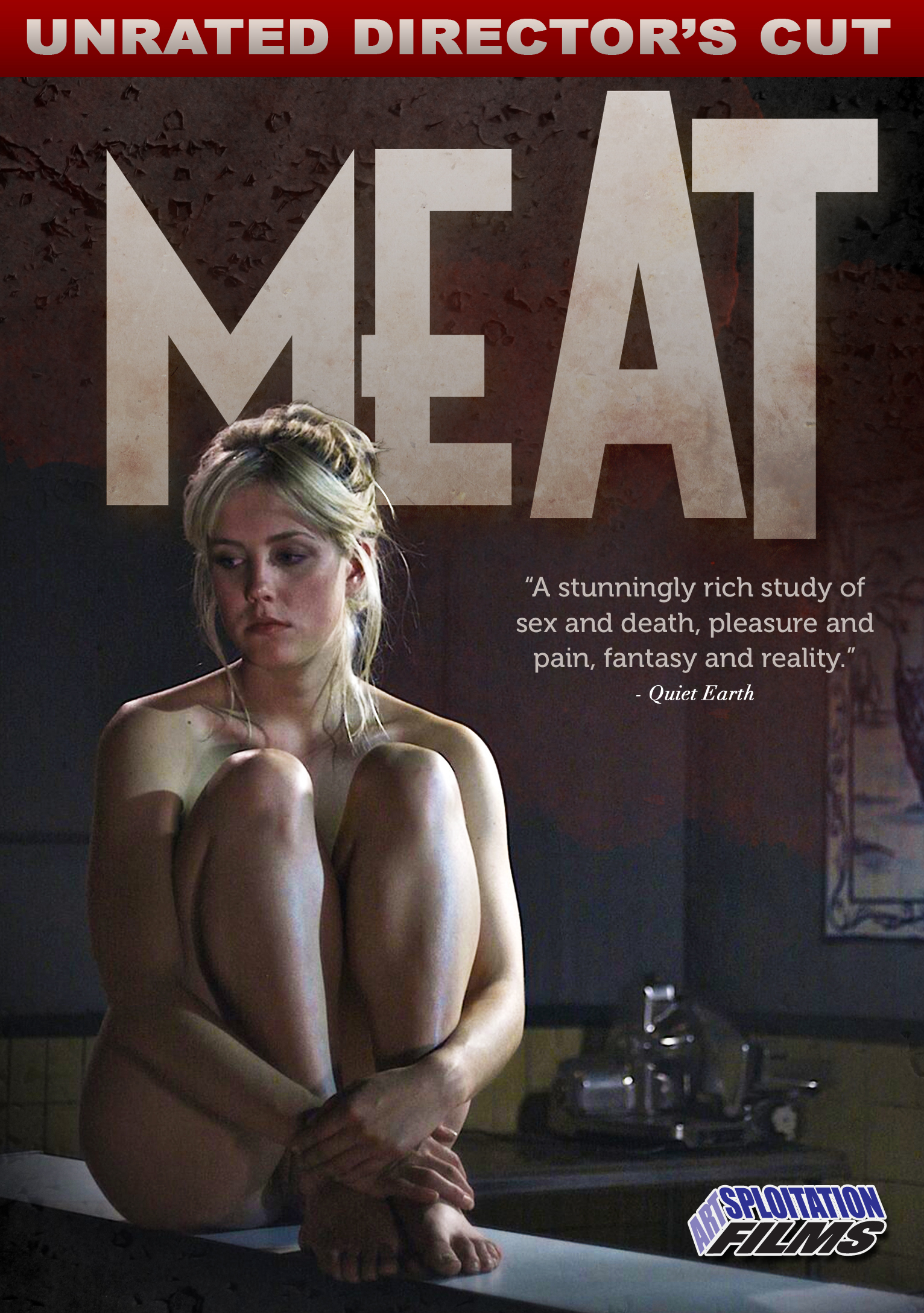 2010 Film Meat Comes To Vod  Amazon  Hnn-6580