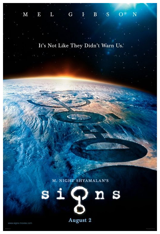 Signs poster 1
