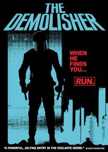 THE DEMOLISHER-poster