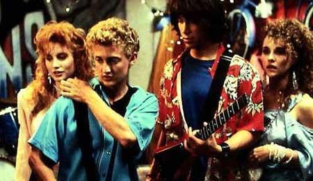 Bill Teds Excellent Adventure 1989 Movie Stephen Herek