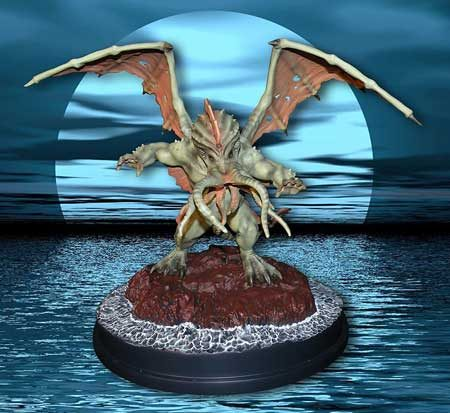 halloween-forevermore-cthulhu-statue-2