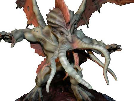 halloween-forevermore-cthulhu-statue-4