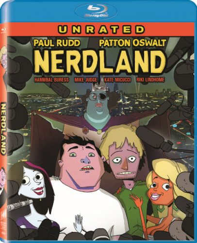 nerdland-bluray-cover