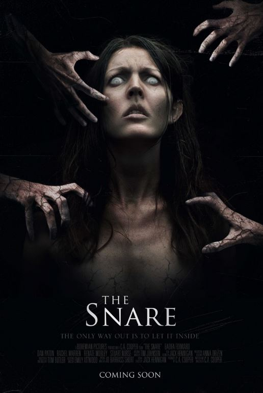the-snare-2017-movie-poster
