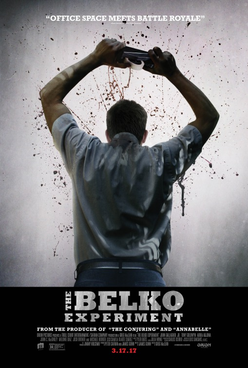 The Belko Experiment 2016 film