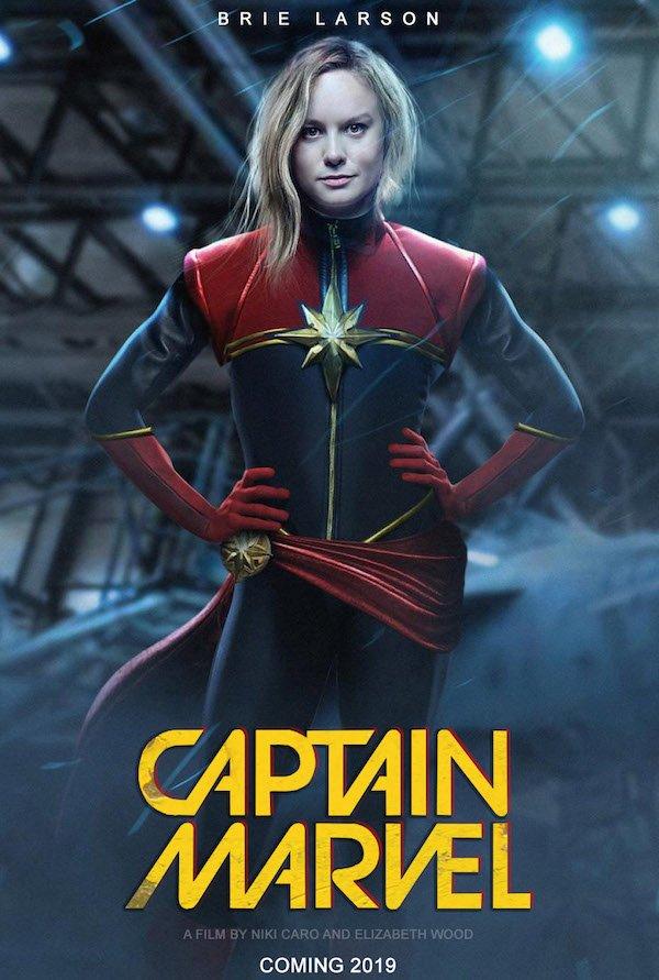Captain Marvel News