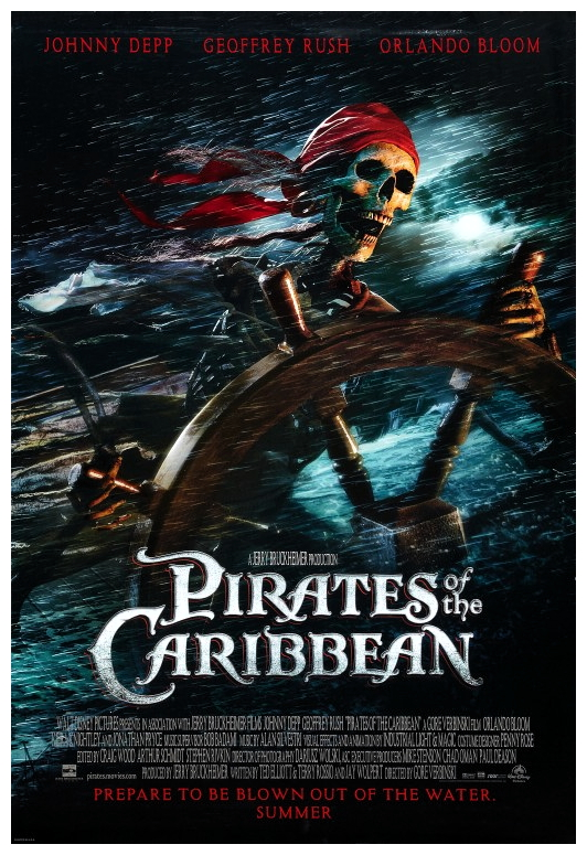 Film Review Pirates Of The Caribbean The Curse Of The Black Pearl 2003 Hnn
