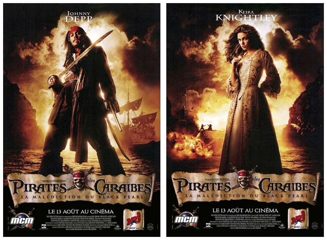 Film Review: Pirates Of The Caribbean: The Curse Of The Black Pearl
