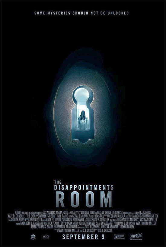 Film Review The Disappointments Room 2016 Hnn
