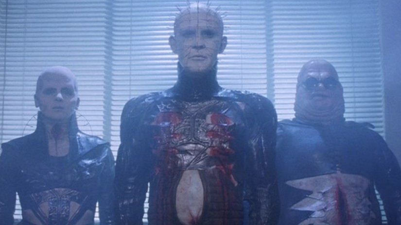 Hellraiser Franchise Movies frachise image