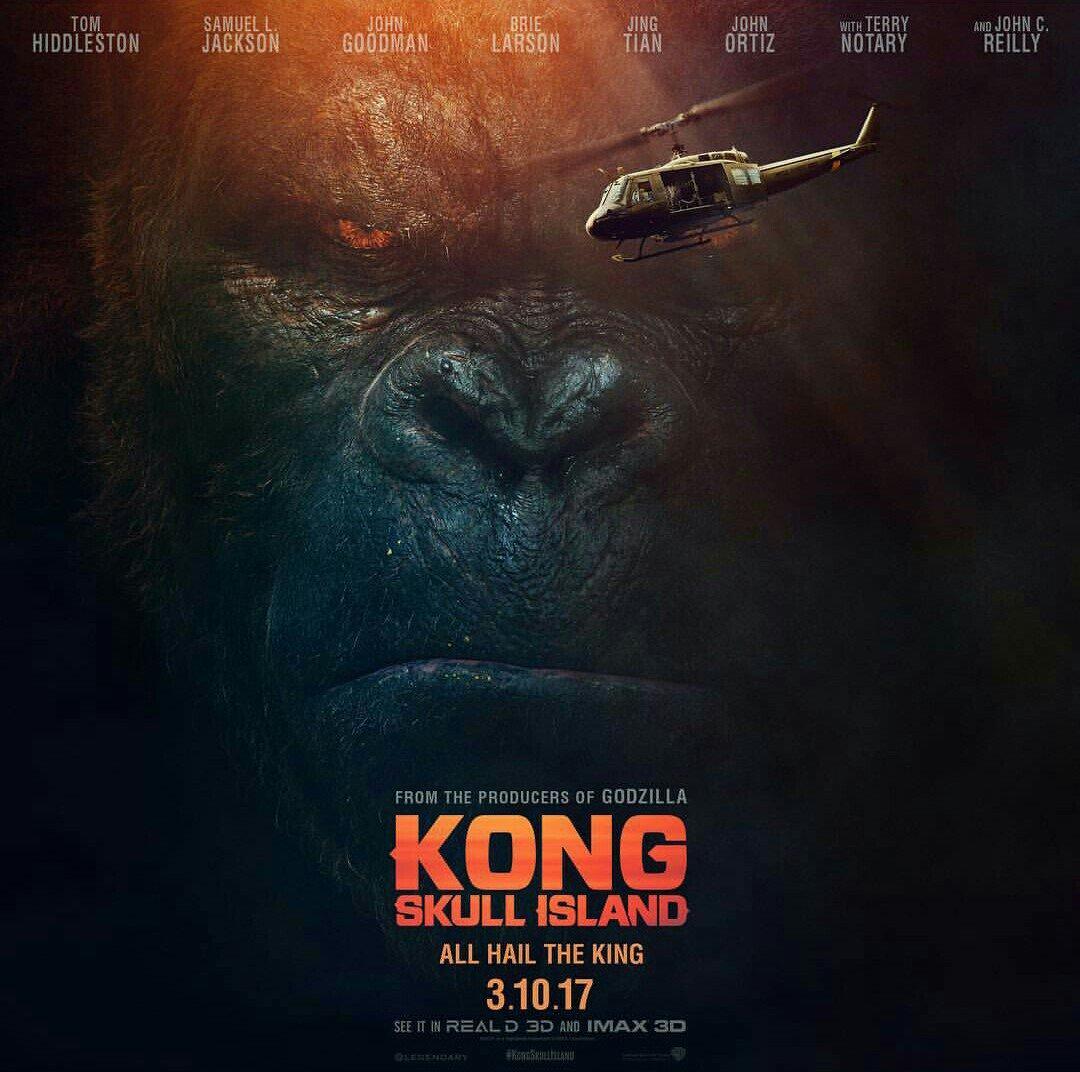 Film Review Kong Skull Island 2017 Hnn