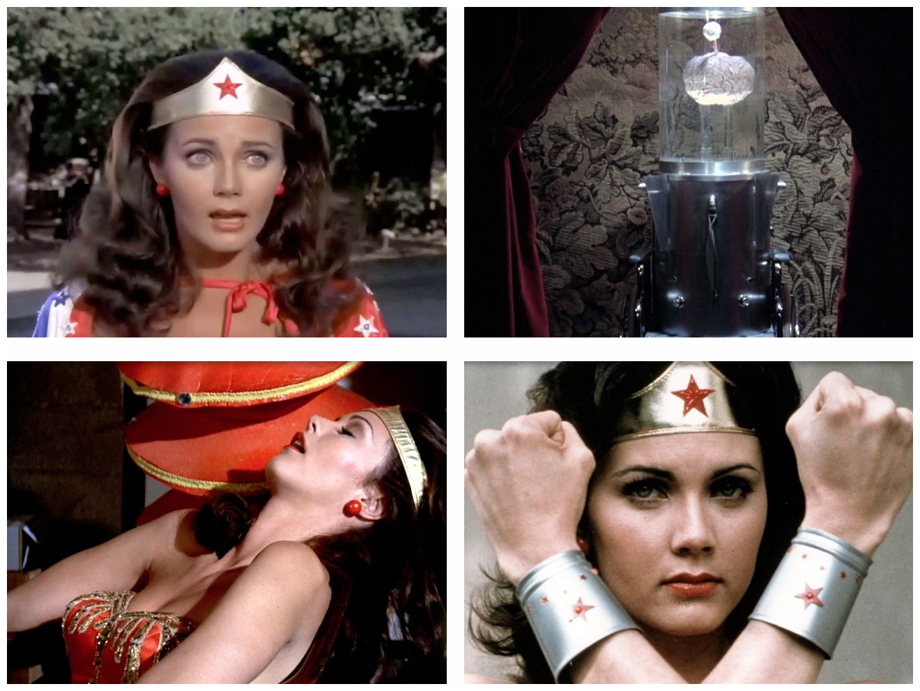 Tv pregled Nove pustolovščine Wonder Woman 1975-1979-8579