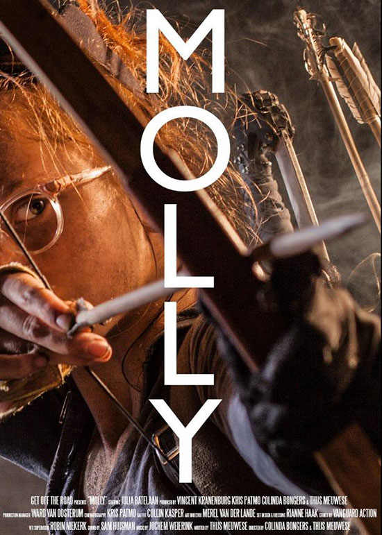 Film Review: Molly (2017) | HNN