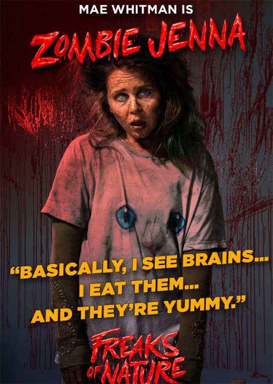 Film Review: Freaks of Nature (2015) | HNN