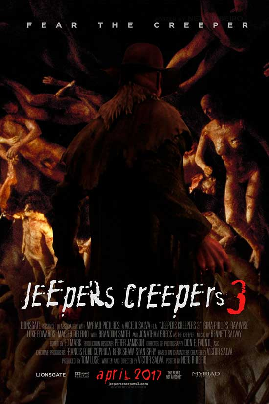Jeepers Crepers III - The Saga of a Lost Sequel - Updates