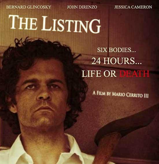 Image result for the listing mario cerrito poster