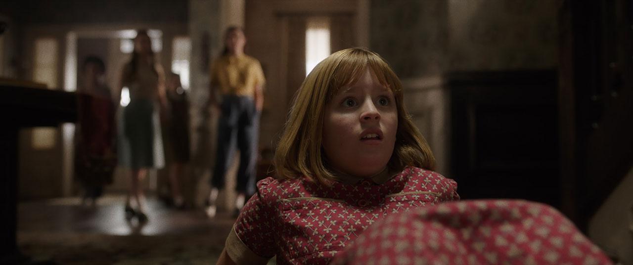 Film Review: Annabelle: Creation (2017)   HNN