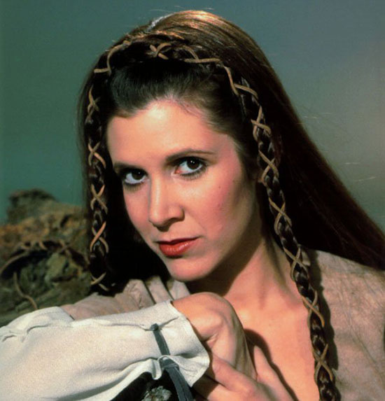 Would like Carrie fisher nude art all