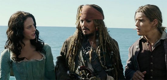 Film Review: Pirates of the Caribbean: Dead Men Tell No Tales (2017