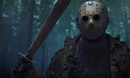 Image result for jason voorhees machete