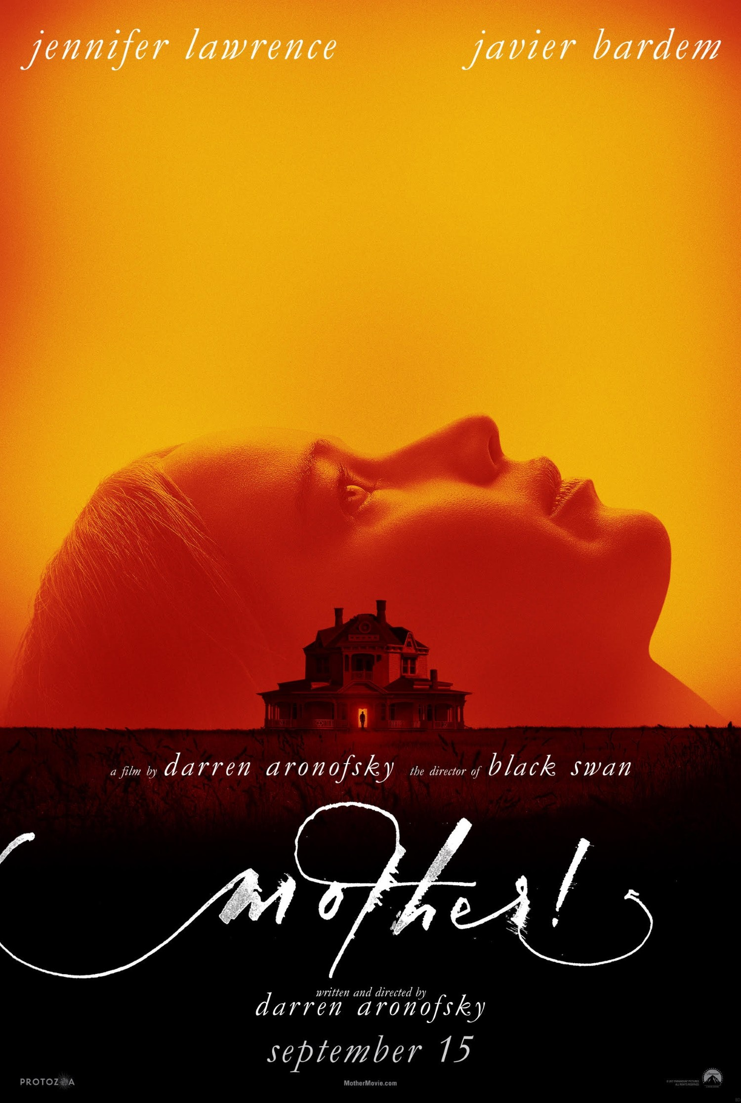 Film Review: Mother! (... Jennifer Lawrence Mother S Picture
