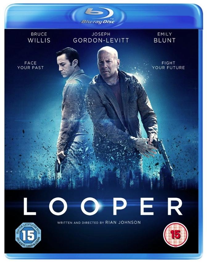 Film Review Looper 2012 Hnn
