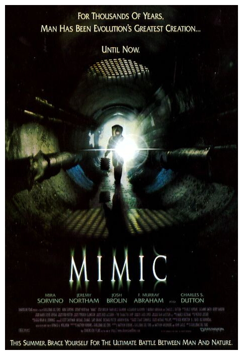 Film Review Mimic 1997