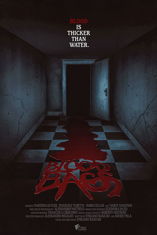 Blood Bags Wraps With A First Look At Stills Hnn