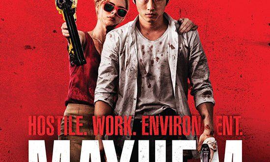 Film Review: Mayhem (2017)
