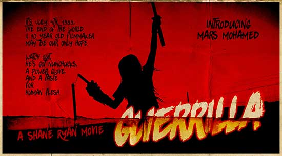 Film Review: Guerrilla (short film) (2017)