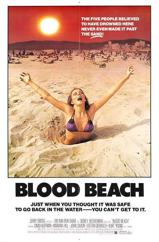 Top 1980's Hottest Sexiest Horror Movie Posters | HNN