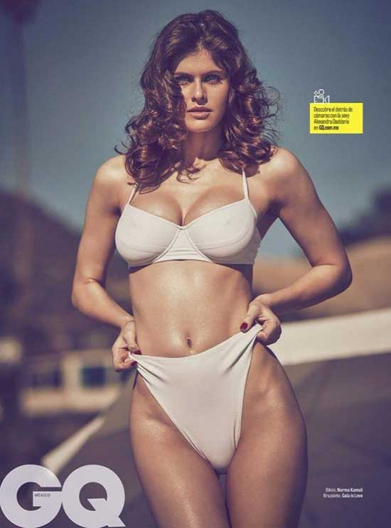 Alexandra Daddario Hottest Sexiest Photo Collection  Hnn-6538