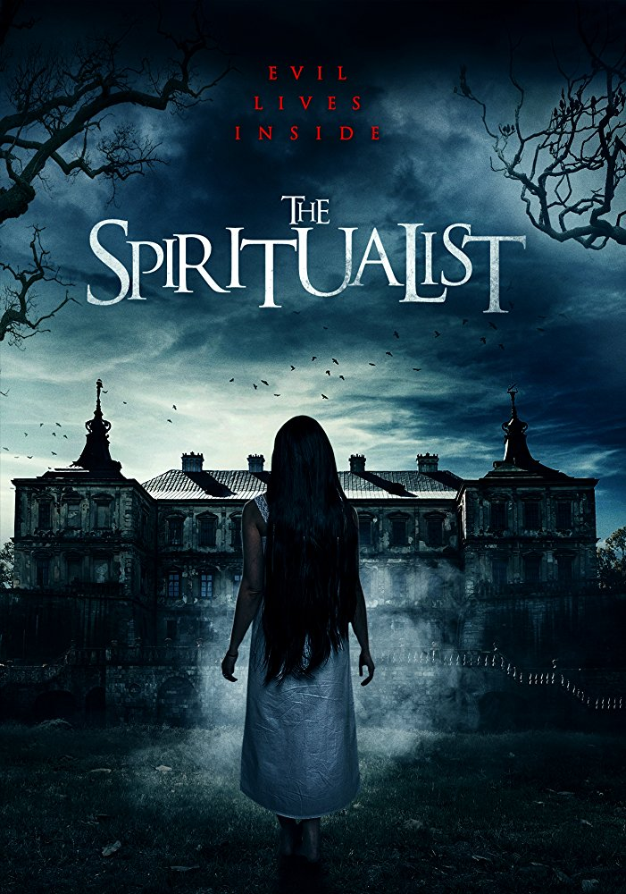 movie spiritualist film movies poster dvd carl thriller horror vod major films dates mystery release vaughan judson jake