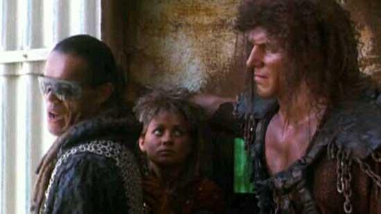 Film Review Cyborg 1989 Hnn