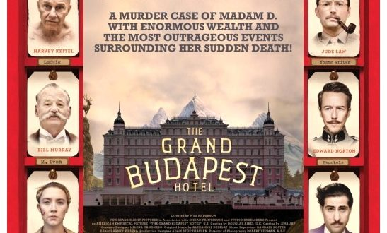 Film Review: The Grand Budapest Hotel (2014)