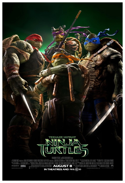 Film Review Teenage Mutant Ninja Turtles 2014 Hnn