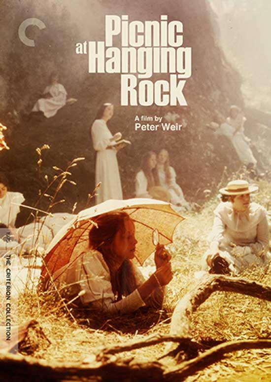 Picnic at Hanging Rock (1975) movie poster