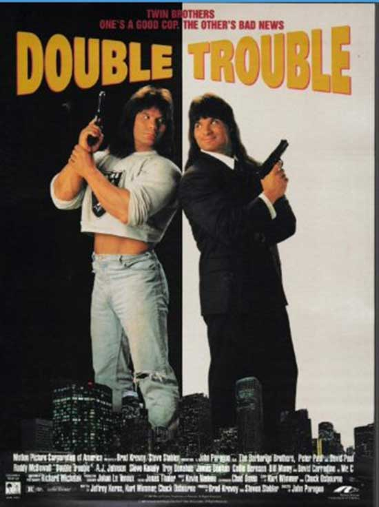 Film Review Double Trouble 1992 Hnn