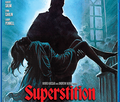 Film Review: Superstition (1982)