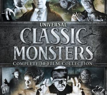Product Review: Universal Monsters Complete 30 Film Bluray Collection