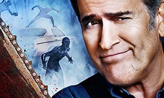 Product Review: Ash Vs Evil Dead – Complete Collection