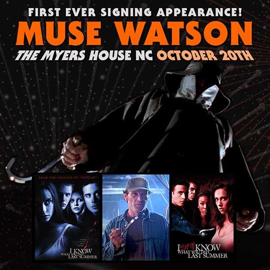 The Myers House NC - 10th Annual Halloween Bash | HNN