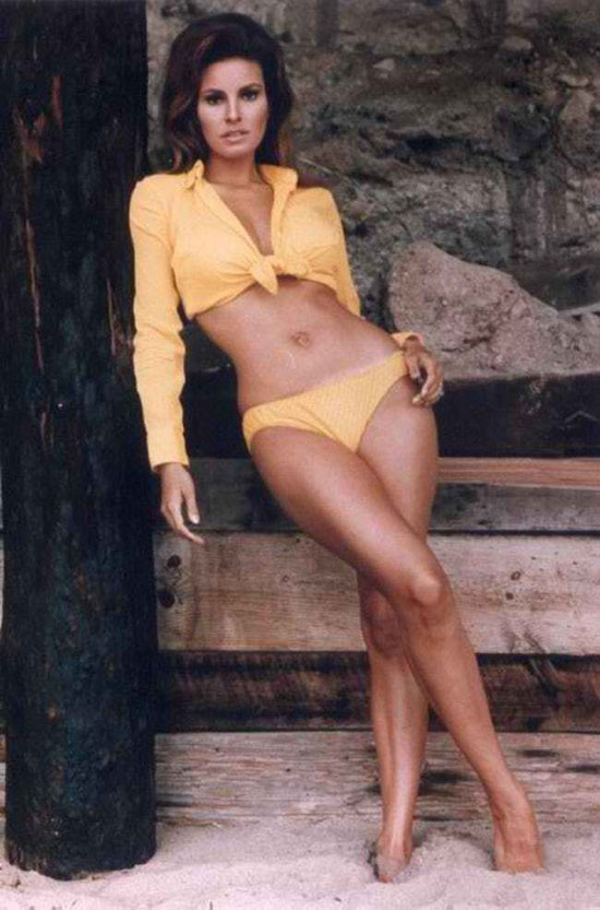 Raquel Welch Hottest Sexiest Photo Collection  Hnn-5645