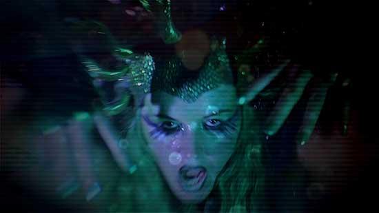 Filmmaker Samantha Oči and Machine Rox Release Gloriously Dark Siren Inspired Music Video SEAWITCH