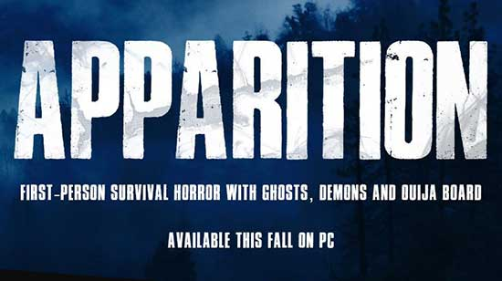 Survive Hellish Horrors in Apparition, Releasing Halloween