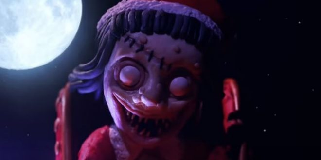 Beauty Of Horror: Christmas Claymation
