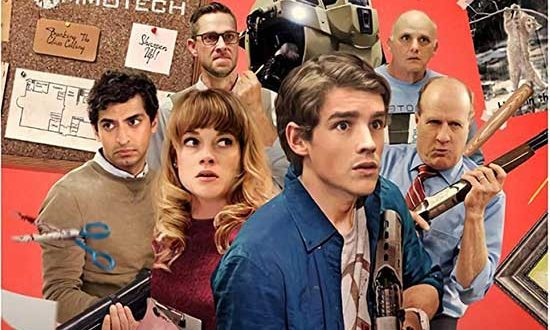 Film Review: Office Uprising (2018)