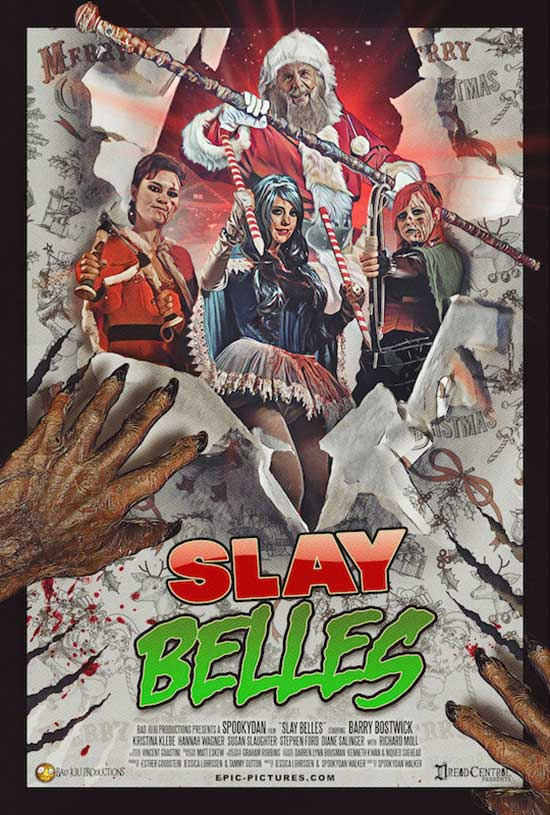 First Look: SLAY BELLES Trailer and Poster