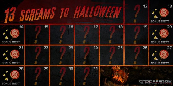 Screambox – Don't Miss Out on FREE Movies for Halloween