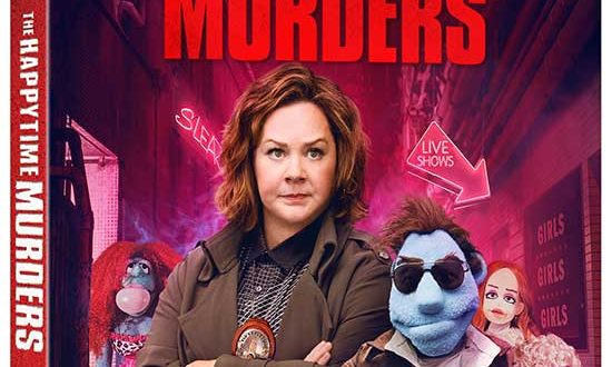 The Happytime Murders on Digital November 20 and Blu-ray Combo Pack, DVD & On Demand December 4